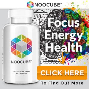 Noocube Nootropic Supplements