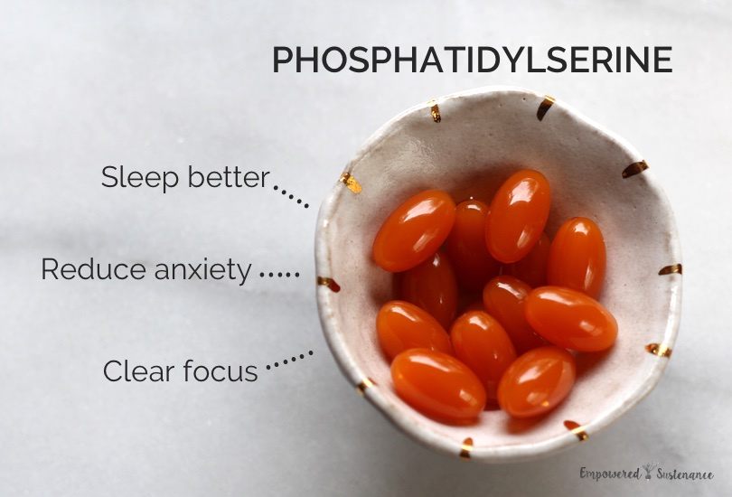 Phosphatidylserine Has Health Benefits For Cognition