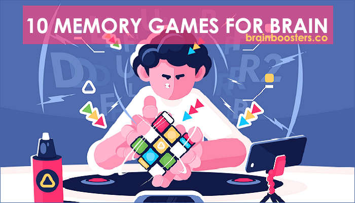 Top 10 New Memory Games for Adults in 2020!