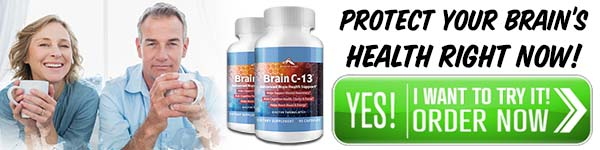Buy Brain C-13 brain supplement